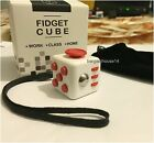 UK Fidget Cube / Spinner Toy Children Desk Toy Adults Stress Relief Cubes ADHD <br/> HIGHEST QUALITY ON EBAY ! CHOOSE THE SIZE &amp; COLOUR