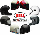 Bell Bullitt Full Face Retro Vintage Motorcycle Helmet DOT