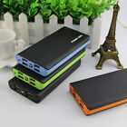 AU Universal 50000mAh 4USB Power Bank External LED Battery Charger For Phone New