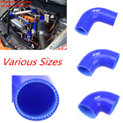 Silicone Hose Elbow Pipe Car Intercooler Cold Air Inlet Intake Duct Tube Turbo