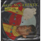 """PAUL MCCARTNEY We All Stand Together 7"""" VINYL UK Parlophone 1984 2 Track Shaped"""