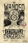 Fantastic Beasts and Where to Find Them Extremely Dangerous Poster 61x91.5cm