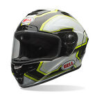 Bell Star ECE Helmet - Pace Black/White Motorcycle Road Street Tour Commute