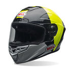Bell Star ECE Helmet - Spectre Black/Yellow Motorcycle Street Road Commute Tour