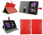 """Universal Wallet Case Cover with Stand fits 9.7"""" to 10.1"""" Inch Tablet & Stylus"""