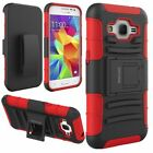 Madcase Rigid Armour Durable Shockproof Kickstand Case for Samsung Core Prime
