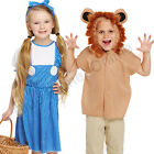 CHILDRENS KIDS COUNTRY GIRL OR LION FANCY DRESS COSTUME BOOK WEEK DAY