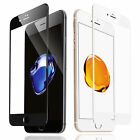 3D Tempered Glass Full Cover Screen Protector For iPhone 7 / Plus/ 6s / 6