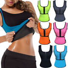 Sexy WomenWaist Trainer Corset Sweat Belt Vest Weight Loss Slimming Shapewear uk