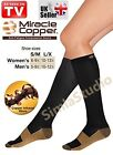 Unisex Miracle Copper Socks Anti Fatigue Copper Compression Traveling