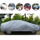Universal Car Cover UV Resistance Anti Scratch Dust Dirt Full Protection S-XXL