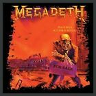 Megadeth Patch - Peace Sells (IMPORT) - NEW & OFFICIAL