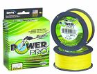 POWER PRO SPECTRA BRAID,  NEW, CHOICE OF SIZE, YARDS, & COLOR