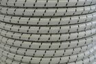 8mm,10mm Shock Cord Elastic,Bungee,Tie Down,Rope,White Fleck,Boat/Trailer Covers