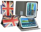 Universal Wallet Case Cover fits Excelvan K107 10.1 Inch Tablet PC