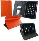 Universal Wallet Case Cover fits ALLDAYMALL A88X 7 Inch Quad Core Tablet PC