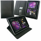 Universal Wallet Case Cover fits Fusion5 Ultra Slim Windows Tablet PC 10 Inch