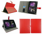 Universal Wallet Case Cover fits Medion Lifetab E10315 10.1 Inch Tablet