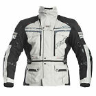 RST Pro Series Adventure 2 jacket  Black Silver Grey motorcycle dual sport water
