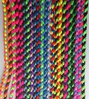 Chunky Paracord Dog Slip Lead Show Agility Gundog Training Choose Colours Strong