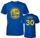 Golden State Warriors Stephen Curry Jersey Mens T Shirt