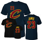 Cleveland Cavaliers Lebron James Jersey Mens T Shirt