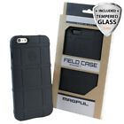 Magpul Field Polymer Case For iPhone 8/7/6s/Plus 100% Genuine+Tempered Glass