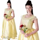 Ladies Belle Costume Beauty And The Beast Disney Fairytale Fancy Dress Outfit