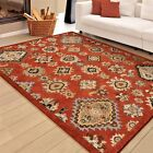 RUGS AREA RUGS 8x10 AREA RUG CARPET MODERN RUGS LARGE RUGS RED RUGS QUALITY RUGS