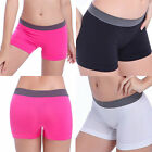 NEW Fashion Pants Women Sports Shorts Gym Workout Waistband Skinny Yoga Shorts