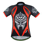 New AOGDA Top Team Cycling Jersey +Bib Shorts Quick Dry Clothing Bike Wear Sets