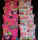 NEW Shopkins Cupcakes Pink and Blue 8 ACA Regulation Quality Corn Hole Game Bags