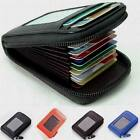 sheside Unisex business Mini ID Credit Cards passport cover Holder Purse Wallet