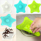 Sink Strainer Hair Trap Shower Rubber Bath Drain Cover Catcher