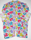 Joe Boxer Footie Pajamas Rubber Duckies Adult Women's sizes New w/Tag