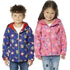 Boys Girls Kids Paw Patrol Kids Hooded Zipped Fleece Jacket Coat - Choose Size