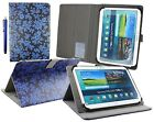 Universal Wallet Case Cover fits Trekstor SurfTab Xiron 10.1 Inch Tablet PC