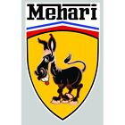 Sticker CITROEN MEHARI