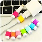 Branded I-Saver: Cable Protector For Apple iPhone iPad Lightning USB Data Cable