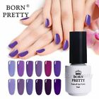 BORN PRETTY Nail UV Gel Polish Soak Off Nail Art Topcoat Base Coat Gel Varnish <br/> Sold Out 9000+ * Extra 5% Off for 2+ * Pink/Nude/Gray