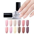 BORN PRETTY Nail UV Gel Polish Soak Off Nail Art Topcoat Base Coat Gel Varnish <br/> Sold Out 32000+ * Nude/Black/White Series * Hot Sales