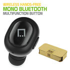 Ultra Compact Wireless Mono Bluetooth earbud hands free earpiece for LG Phones