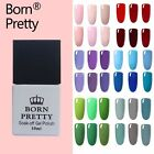 5/10ml BORN PRETTY UV Gel Nail Polish Soak Off Base Coat Top Coat Nail Art DIY