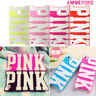 Cartoon Plain Big 3D Letters Soft Silicone Case Fits for Apple iPhone & Samsung