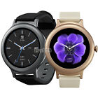 Genuine LG Watch Style W270 Titanium Rose Gold Bluetooth For Android iOS