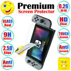 Premium Anti-Shatter Tempered Glass Screen Protector Shield For Nintendo Switch