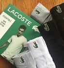 1 Lacoste Essentials Mens V Neck T Shirt Tee XS S M L XL 2XL Cotton Classic Fit image