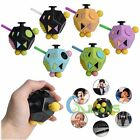 New 12-Side Fidget Cube Anxiety Stress Relief Magic Toys For Adults & Kids 【US】