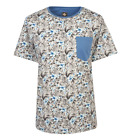 Mens Pretty Green - Chilton Pocket T/Shirt - Blue - S7GMU95509022