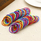 50/100pcs Elastic Hair Band Ponytail Holder For Baby Girls Kids Hair Accessories